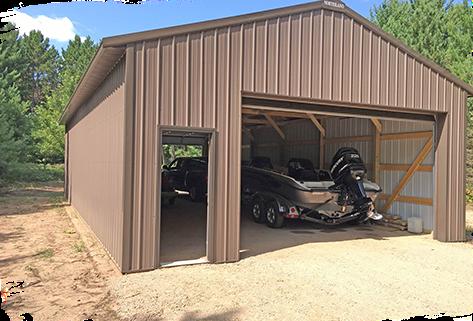 Metal & Toy Sheds   Northland Buildings   Metal Garages