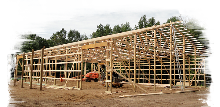 Quality Post Frame Buildings | Northland Buildings Inc
